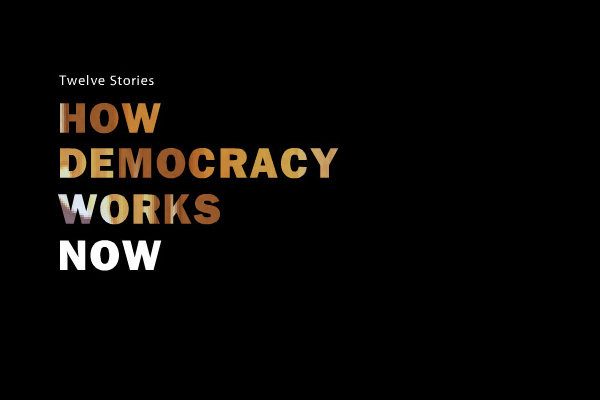 How Democracy Works Now website